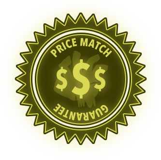 The Outbreak Challenge Price Match Guarantee