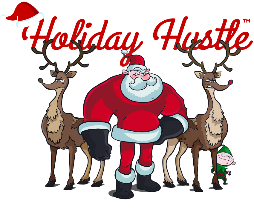 A Step Ahead: Holiday Hustle