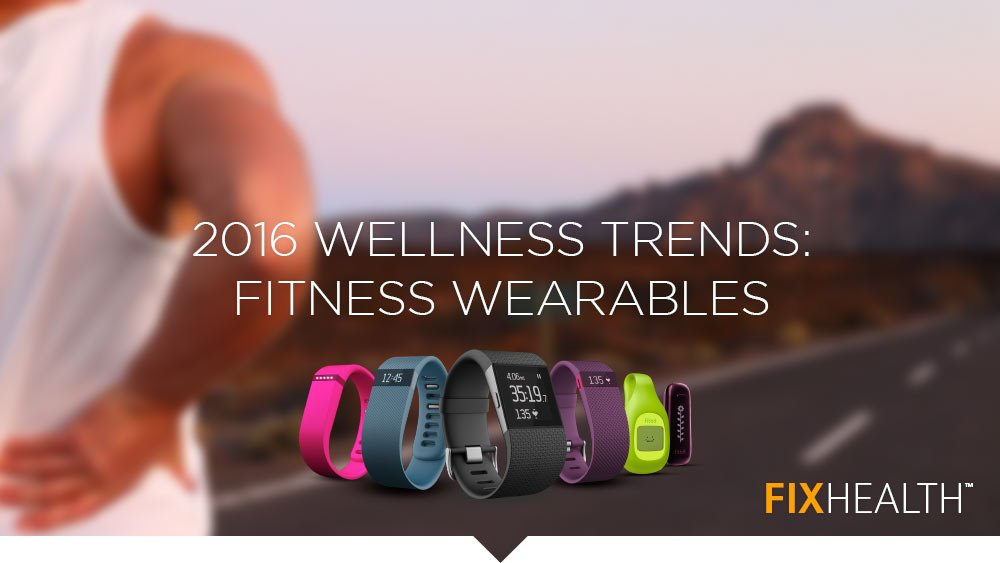 2016 Wellness Trends: Fitness Wearables