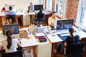 Sedentary Office Workers